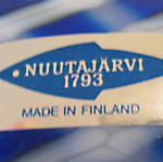 Nuutajärvi 1793 - Made in Finland / ~1988 to ~1994