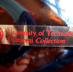 Label of the University of Technology Otaniemi Collection